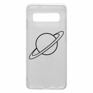 Phone case for Samsung S10 Saturn