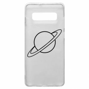 Phone case for Samsung S10+ Saturn