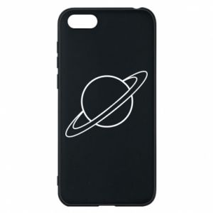 Phone case for Huawei Y5 2018 Saturn