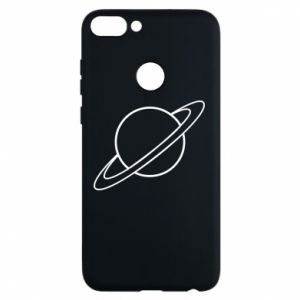 Phone case for Huawei P Smart Saturn