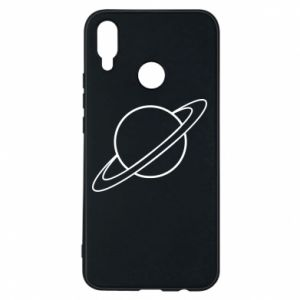 Phone case for Huawei P Smart Plus Saturn