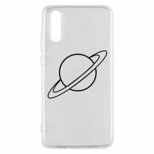 Phone case for Huawei P20 Saturn