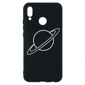 Phone case for Huawei P20 Lite Saturn