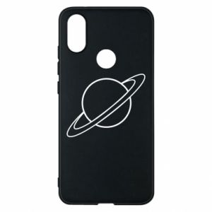 Phone case for Xiaomi Mi A2 Saturn