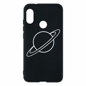 Phone case for Mi A2 Lite Saturn