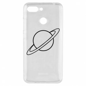 Phone case for Xiaomi Redmi 6 Saturn