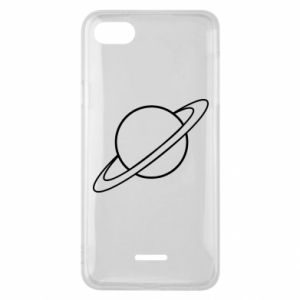 Phone case for Xiaomi Redmi 6A Saturn