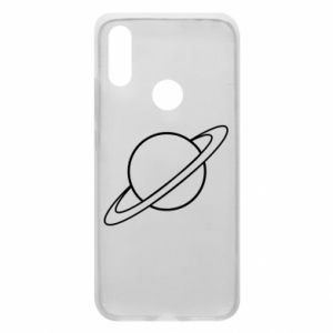Phone case for Xiaomi Redmi 7 Saturn