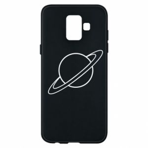 Phone case for Samsung A6 2018 Saturn