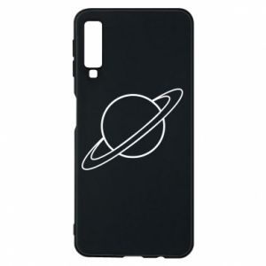 Phone case for Samsung A7 2018 Saturn