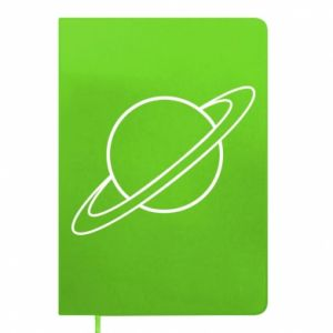 Notepad Saturn