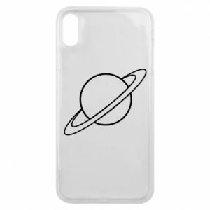 Phone case for iPhone Xs Max Saturn