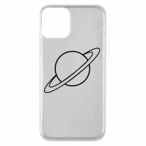 Phone case for iPhone 11 Saturn