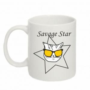 Kubek 330ml Savage star