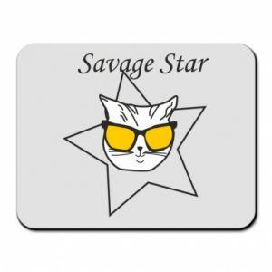 Podkładka pod mysz Savage star