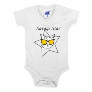 Body dziecięce Savage star