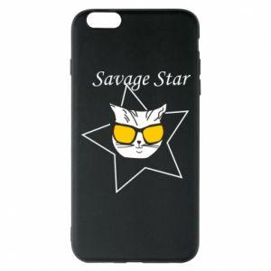 Etui na iPhone 6 Plus/6S Plus Savage star
