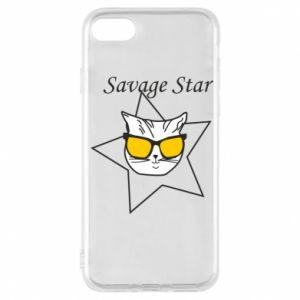 Etui na iPhone 7 Savage star