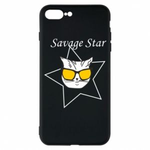 Etui na iPhone 7 Plus Savage star
