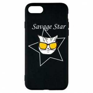 Etui na iPhone 8 Savage star