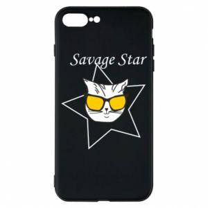 Etui na iPhone 8 Plus Savage star
