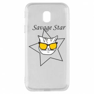 Etui na Samsung J3 2017 Savage star