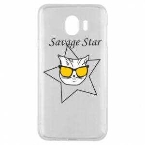 Etui na Samsung J4 Savage star