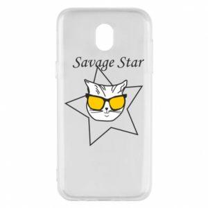Etui na Samsung J5 2017 Savage star