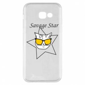 Etui na Samsung A5 2017 Savage star