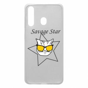 Etui na Samsung A60 Savage star