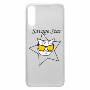 Etui na Samsung A70 Savage star