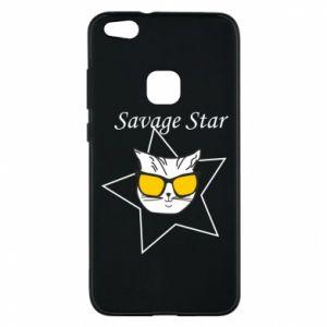Etui na Huawei P10 Lite Savage star