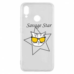 Etui na Huawei P20 Lite Savage star