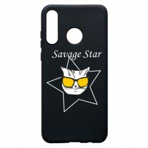 Etui na Huawei P30 Lite Savage star