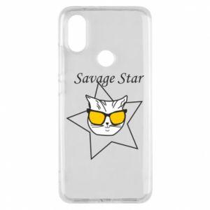 Etui na Xiaomi Mi A2 Savage star