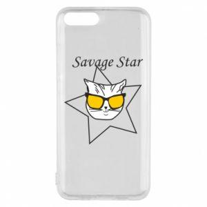 Etui na Xiaomi Mi6 Savage star