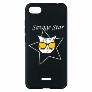 Etui na Xiaomi Redmi 6A Savage star