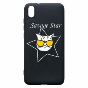 Etui na Xiaomi Redmi 7A Savage star