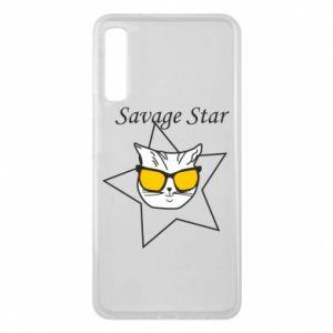 Etui na Samsung A7 2018 Savage star