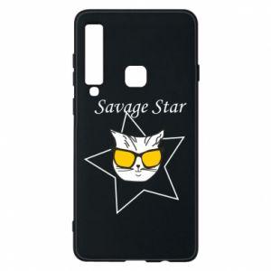 Etui na Samsung A9 2018 Savage star