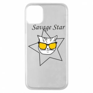 Etui na iPhone 11 Pro Savage star
