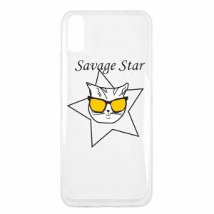 Etui na Xiaomi Redmi 9a Savage star