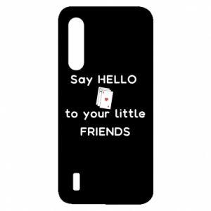 Etui na Xiaomi Mi9 Lite Say hello to your little friends