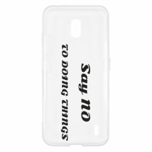 Nokia 2.2 Case Say no to do things