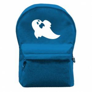 Plecak z przednią kieszenią Scared ghost