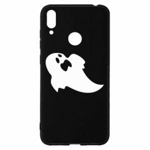 Etui na Huawei Y7 2019 Scared ghost