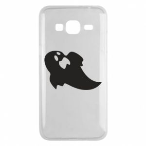 Phone case for Samsung J3 2016 Scared ghost