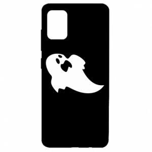 Etui na Samsung A51 Scared ghost