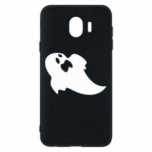 Etui na Samsung J4 Scared ghost