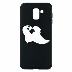 Etui na Samsung J6 Scared ghost